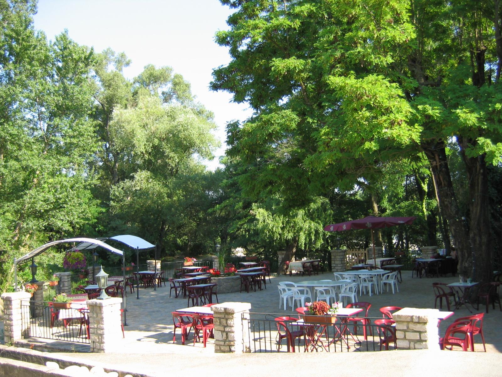 Guinguette Du Moulin Restaurant Saint Martin D Ardech
